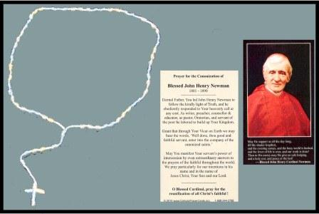 Newman Rosary and Prayer