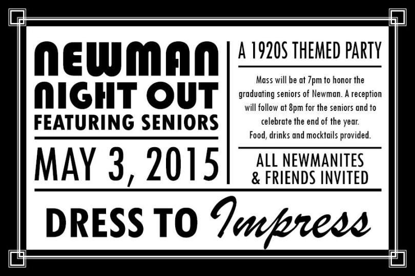 Senior Mass Invite